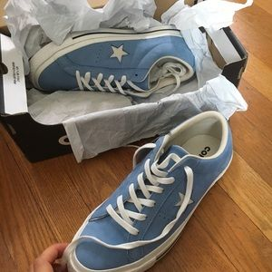 """Brand new converse """"one star"""" shoe"""